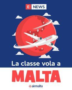 """Premio """"La classe vola a Malta"""""""